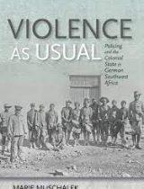 Muschalek_Violence as Usual